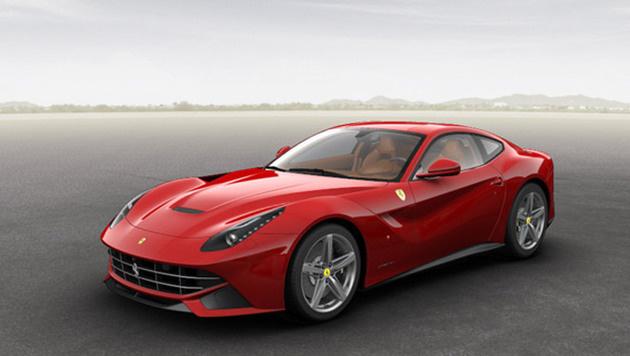 """""""Sucht mit City4U das geilste Auto der Welt (Bild: Ferrari)"""""""