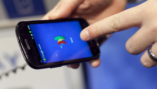 Google startet Bezahldienst Android Pay in den USA (Bild: AP)