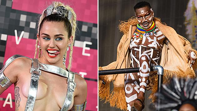 Grace Jones lästert über Popstars wie Miley Cyrus, Rihanna und Co. (Bild: Jordan Strauss/Invision/AP, Viennareport)