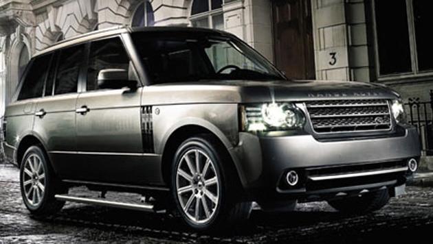 """""""Sucht mit City4U das geilste Auto der Welt (Bild: Range Rover)"""""""
