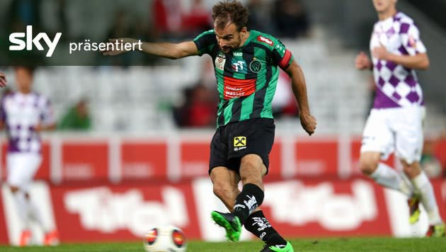 Innsbruck - Klagenfurt 4:2 - das Highlight-Video (Bild: GEPA)
