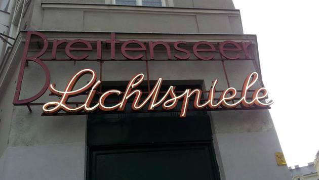 """""""Voll retro: Die 5 coolsten Lichtspielhäuser (Bild: facebook.com / Breitenseer Lichtspiele)"""""""