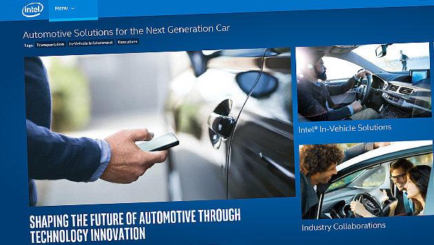 Intel will vernetzte Autos sicherer machen (Bild: Intel.com)
