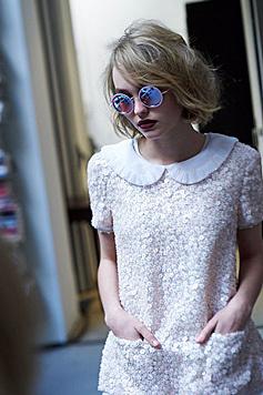 Lily-Rose Depp ist das neue Gesicht von Chanel. (Bild: facebook.com/chanel)