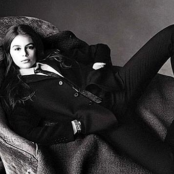 Kaia Gerber startet jetzt als Model groß durch! (Bild: Viennareport)