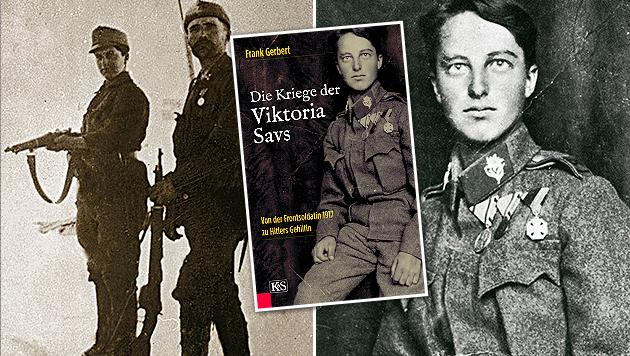 Von der k.u.k.-Kriegsheldin zur Gehilfin Hitlers (Bild: Heeresgeschichtliches Museum Wien, Kremayr & Scheriau Verlag)