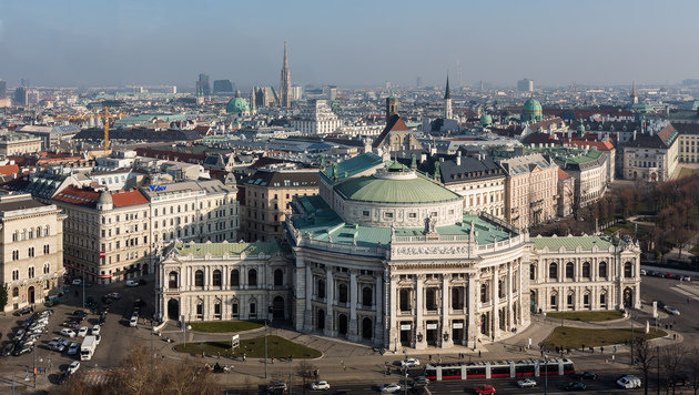"""""""Liebeserklärung an Wien: Schickt uns eure Pics! (Bild: Leserreporter Markus Sibrawa)"""""""