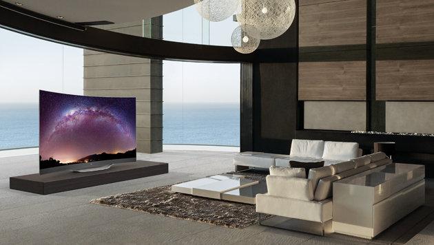 LG Display zeigt die Bildschirme der Zukunft (Bild: LG)