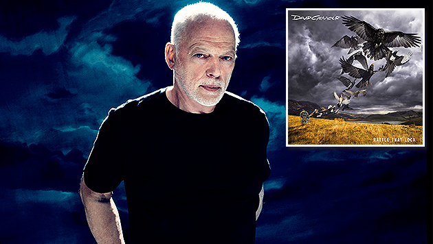 Pink-Floyd-Gitarrist David Gilmour solo unterwegs (Bild: Sony Music, Kevin Westerberg)
