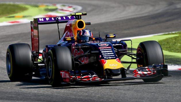 Renault bestätigt Trennung von Red Bull (Bild: APA/EPA/SRDJAN SUKI)