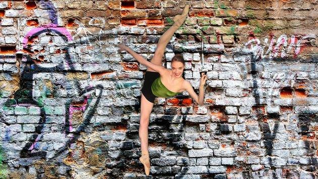 """""""So spitze ist unser Ballettnachwuchs (Bild: thinkstockphotos.de, Facebook/Prisca Zeisel)"""""""