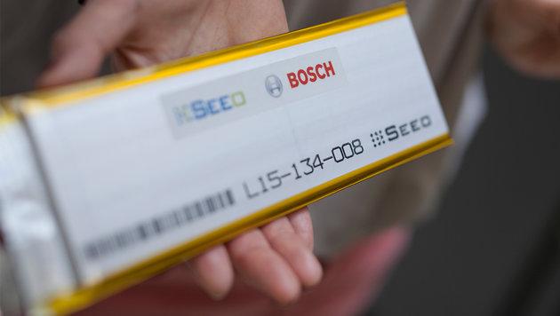 Elektroautos: Bosch-Akku verdoppelt Reichweite (Bild: Bosch)