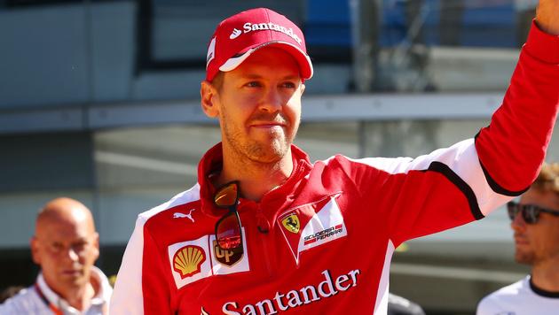 Rosberg holt Mexiko-Pole vor Hamilton und Vettel! (Bild: GEPA)