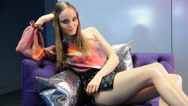 Laura Bilgeri hofft auf eine Filmkarriere in den USA. (Bild: Viennareport)
