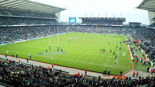Twickenham Stadium (Bild: GEPA)