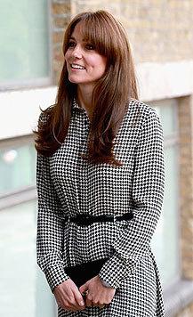 Beobachter meinten, dass die Herzogin in dem Kleid sehr dünn gewirkt hat. (Bild: AFP, EPA)