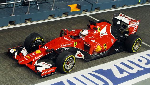 """Ferrari-Boss: """"Ich schneide dir den Kopf ab!"""" (Bild: GEPA)"""