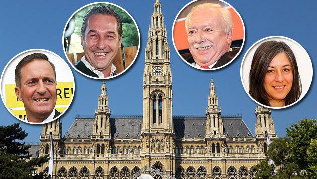 Elf Fragen und Antworten zur Wien-Wahl (Bild: thinkstockphotos.de, Zwefo, Peter Tomschi)