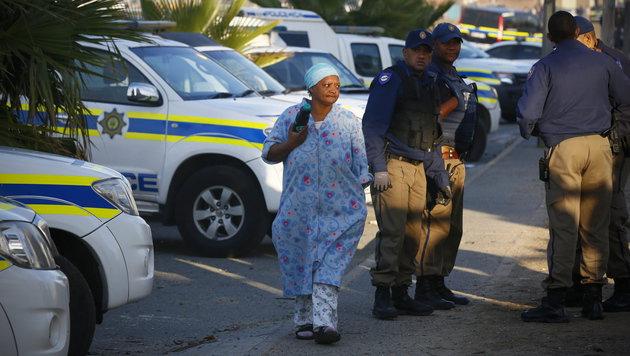 Drei Tote bei Gefängnisrevolte in Südafrika (Bild: APA/EPA/Nic Bothma (Symbolbild))