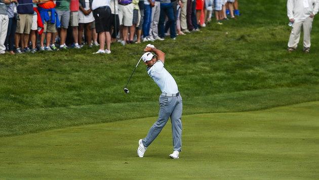 Golf-Star Jason Day stellt US-Tour-Rekord ein (Bild: APA/EPA/TANNEN MAURY)