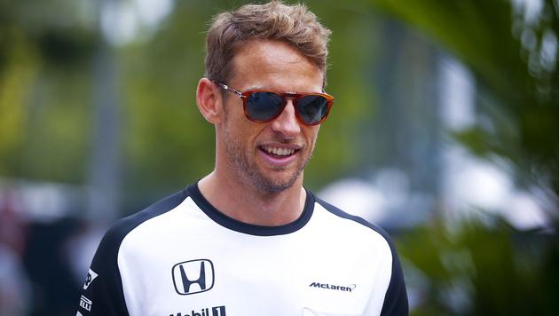 Beendet Jenson Button seine Karriere? (Bild: APA/EPA/DIEGO AZUBEL)