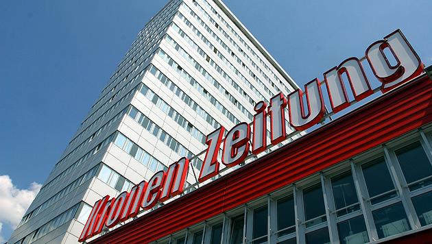 """""""Kronen Zeitung"""" ist die Nummer 1 in Österreich (Bild: Peter Tomschi)"""