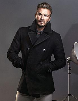David Beckham für H&M (Bild: H&M)