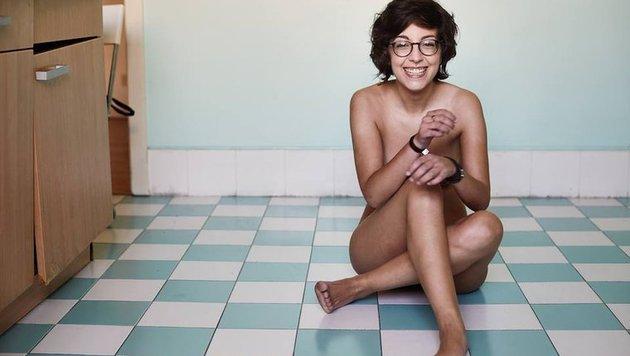 """""""Die schönsten Frauen auf Facebook (Bild: Facebook.com/TheNuProject)"""""""