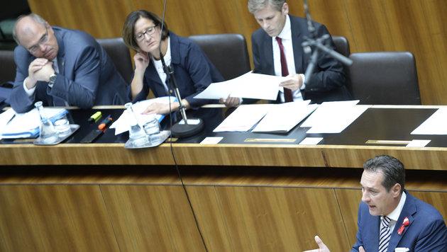 Asyl: Durchgriffsrecht im Parlament beschlossen (Bild: APA/ROBERT JAEGER)