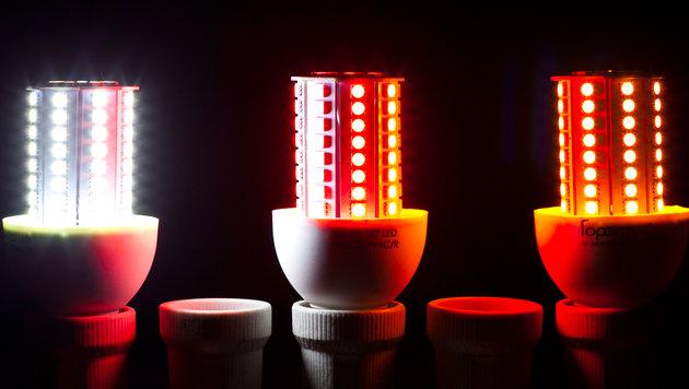 LED-Birnen aus dem Internet können tödlich sein (Bild: flickr.com/à413à43Eà440à44Dà43Bà442à415à445)