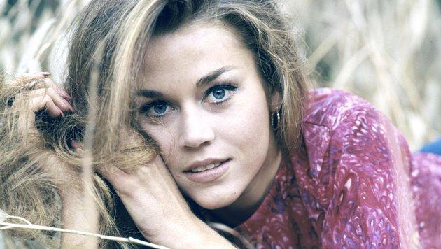 Jane Fonda in den 60er Jahren (Bild: Viennareport)