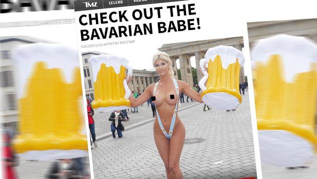 """""""Nackt auf der Wiesn? No-Go für Lugner und Co.! (Bild: Screenshot/tmz.com)"""""""