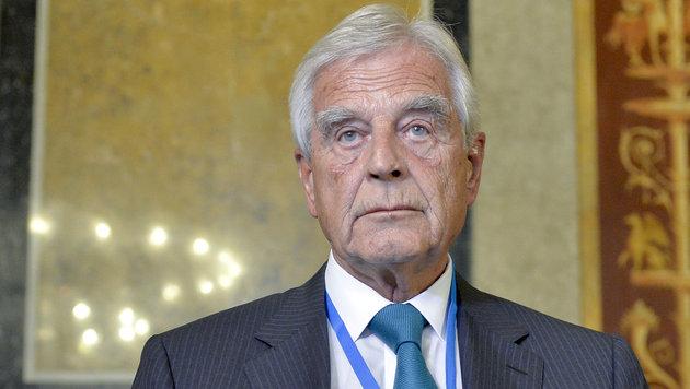 Ex-Chef der Nationalbank las Prüfbericht nicht (Bild: APA/HERBERT NEUBAUER)
