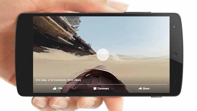 ... auch 360-Grad-Videos - Rundum-Ansicht - Digital & Medien - krone.at