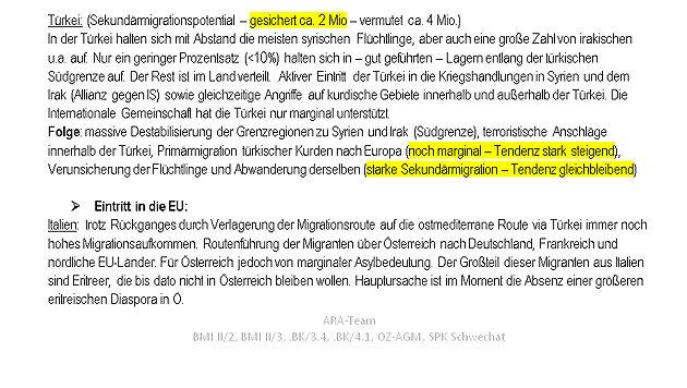 Flüchtlinge: Geheimer Asylbericht sorgt für Wirbel (Bild: Bayerischer Rundfunk)