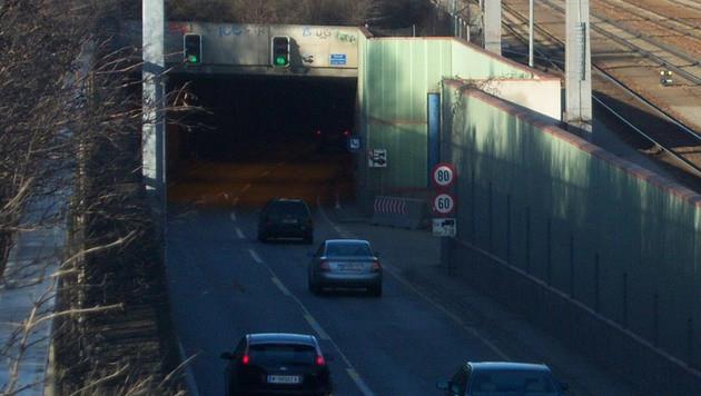 Im Hirschstettner Tunnel kam es zur folgenschweren Prügelei. (Bild: commons.wikimedia.org/My Friend)