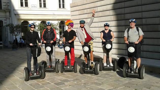 """""""Scharf durch die City: Die coolsten Touren! (Bild: facebook.com/PEDALPOWERVIENNA)"""""""