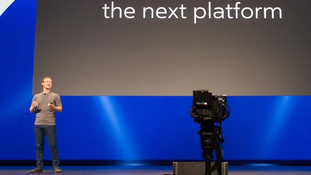 Facebook kündigt neue Inhalte für Oculus Rift an (Bild: Facebook)