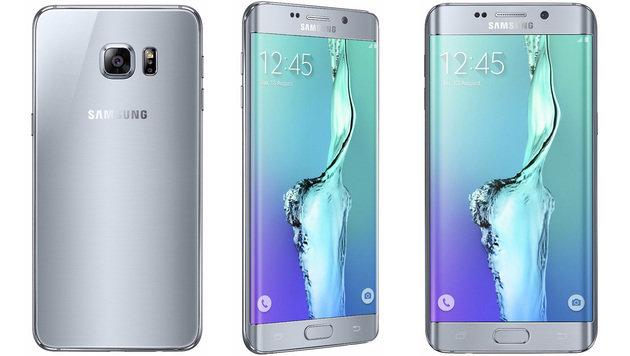Futuristisch und groß: Galaxy S6 Edge+ im Test (Bild: Samsung)