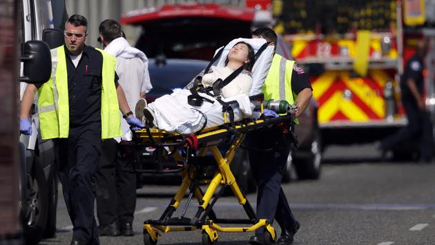 Steirerin bei tragischem Unfall in Seattle getötet (Bild: AP)