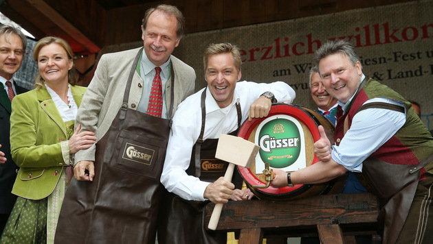 """""""Die besten Bilder von der Wiener Wiesn (Bild: KRONEN ZEITUNG)"""""""