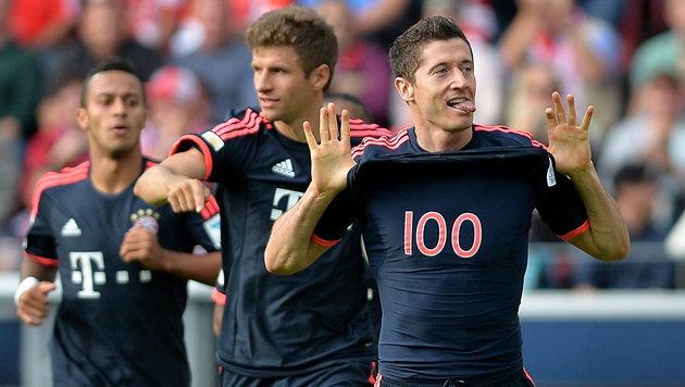 """""""Bayern München ist wie ein Zahnarztbesuch"""" (Bild: APA/EPA/TORSTEN SILZ)"""