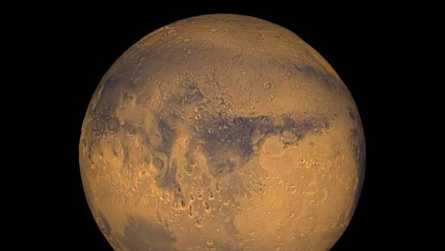 Hinweise auf einst reichlich Sauerstoff auf Mars (Bild: NASA/Greg Shirah)