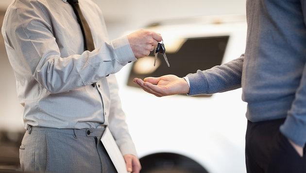 Gratis-Parkplatz kostete Geld oder Autoschlüssel (Bild: thinkstockphotos.de)
