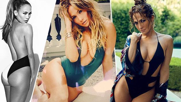 Jennifer Lopez: Aufregung um ihr heißes Sextape (Bild: Viennareport, instagram.com/jlo)