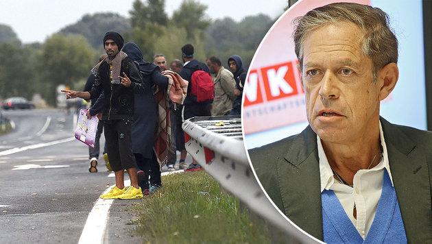 Tiroler ÖVP-Politiker fordert Solidarabgabe (Bild: APA/HERBERT P. OCZERET, Christof Birbaumer)