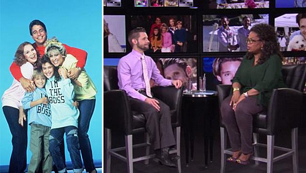 """Ex-""""Wer ist hier der Boss?""""-Star Danny Pintauro schockt mit seinem Geständnis, er sei HIV-positiv. (Bild: twitter.com/tonydanza, OWN)"""