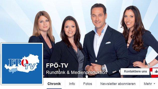 Die FPÖ hat eine eigene Medienwelt erschaffen. (Bild: Facebook.com)