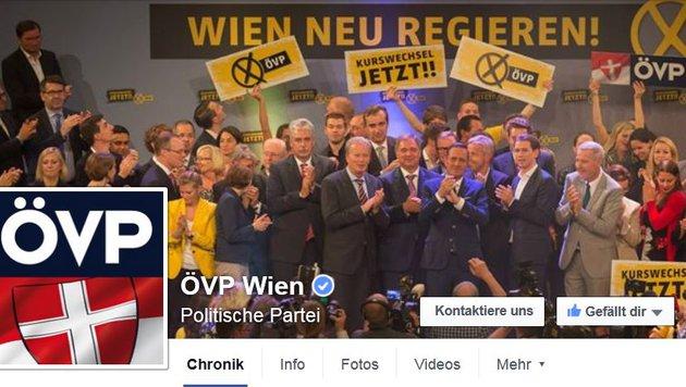 Wahlkampf im Netz: Zum Jubeln oder Fremdschämen? (Bild: Facebook.com)