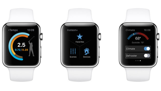 Spielerei für iPhone-Junkies: Apple Watch im Test (Bild: Apple)